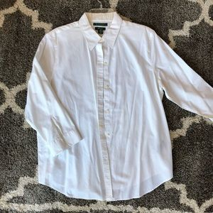 Quick Look RL Button Downs XL White